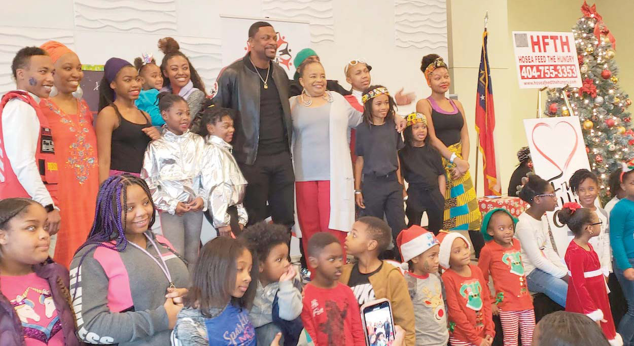 Hosea Feed The Hungry Christmas 2020 Tucker Celebrates Holidays With Children At 2019 Hosea Helps