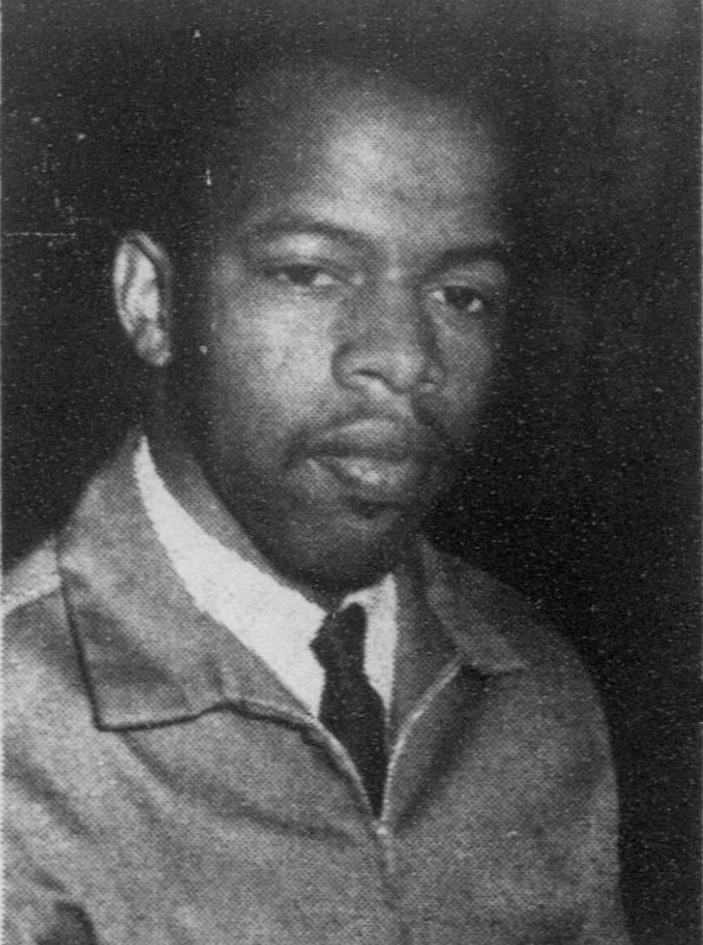 John Lewis; Atlanta Inquirer June 29, 1963, Page 12